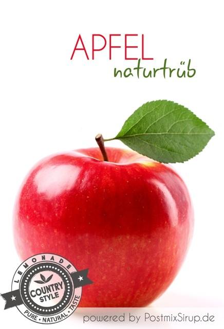 Apfel Naturtrueb