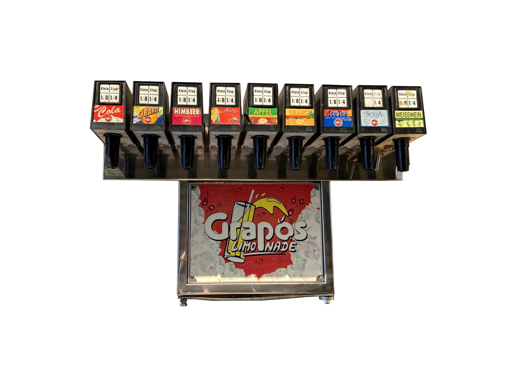Grapos® Schanksäule Schankomat® GP9 - gebraucht