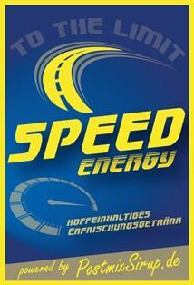 Postmix Energydrink