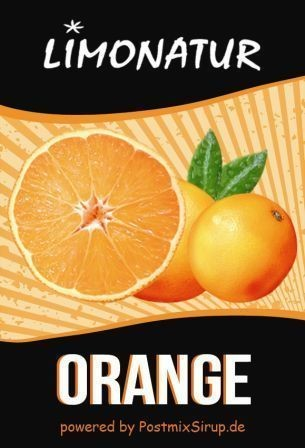 Postmix Orange