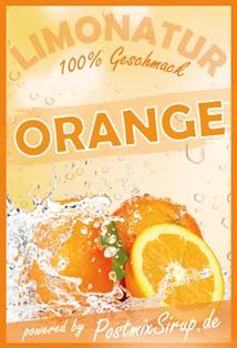Postmix Orangenlimonade