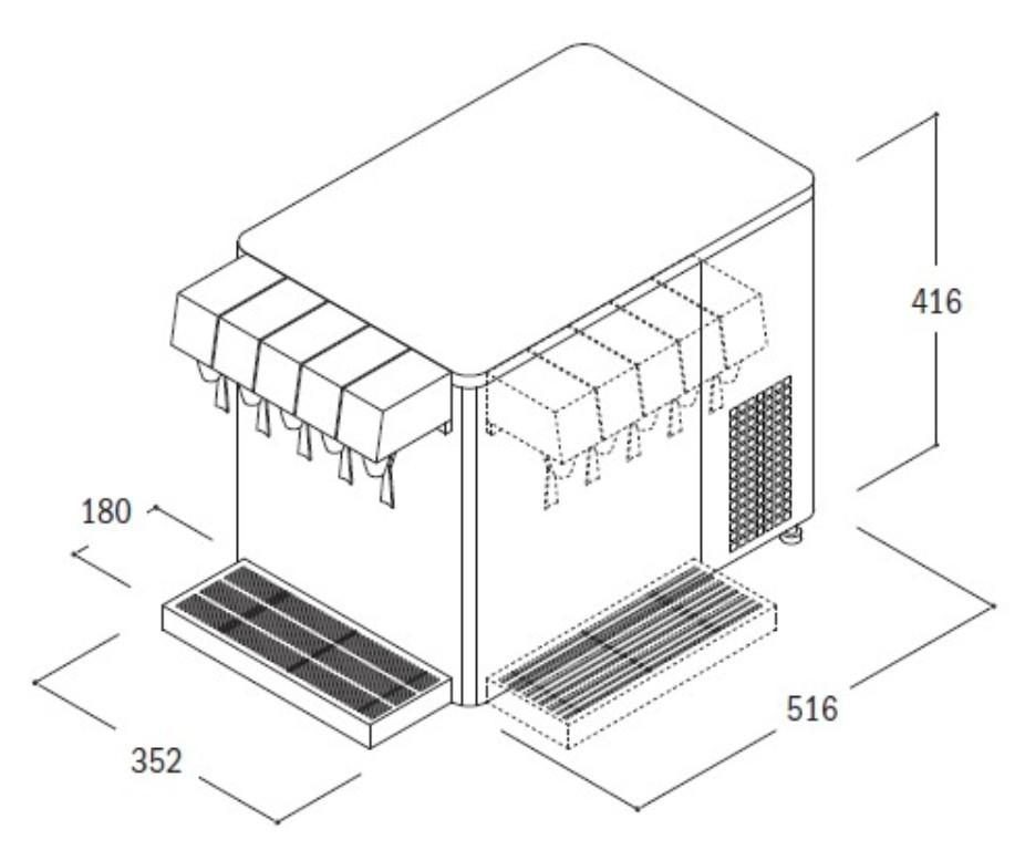 Postmix SEMI-X40-5