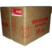 Coca Cola Postmix Bag in Box 10l