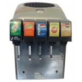Pepsi® Cornelius Loop Postmixanlage defekt Front