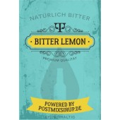 Bitter Lemon Postmix 10l