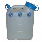 Postmix Reinigungsbehälter 10L - 6x NC Anschluss