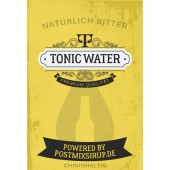 Tonic Water Postmix 10l