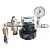Wasserfilterstation